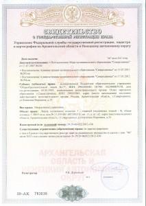 свидетельство о государственной регистрации права