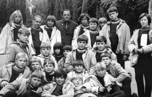 1977 Старты надежд, Артек, 1977 г, 6 А класс