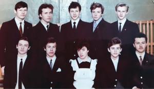 1987г. Участники городской олимпиады по физике