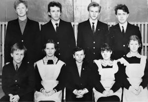 1987г. Участники городской олимпиады по математике