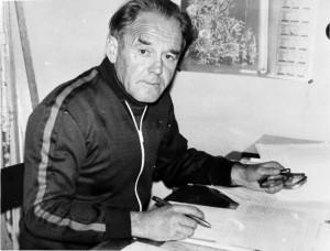 Евгений Васильевич Костянов, учитель физкультуры