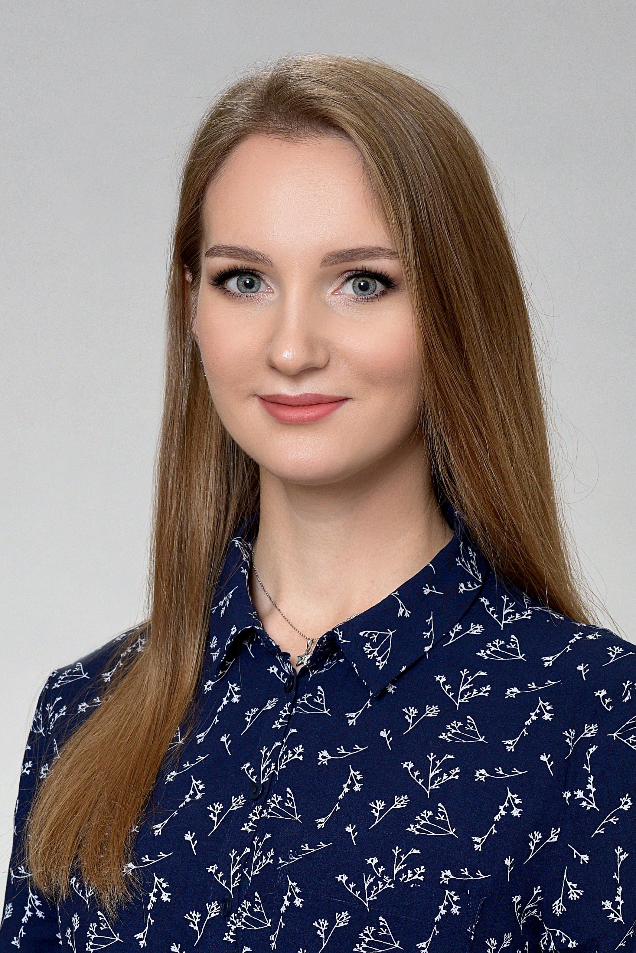 Фалалеева Алина Сергеевна