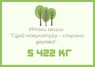 Кремовая и Зеленая Открытка на Первое Мая с графикой дерева