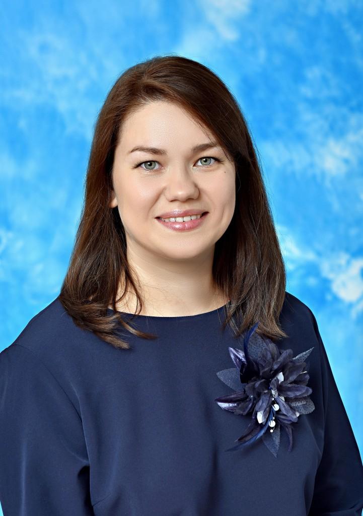 Крюкова Светлана Николаевна