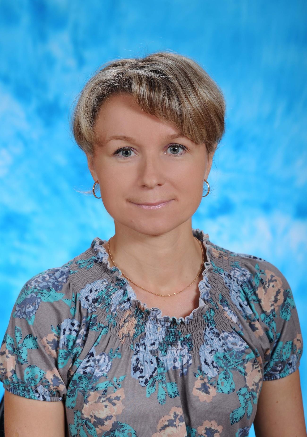 Лукина Лариса Александровна