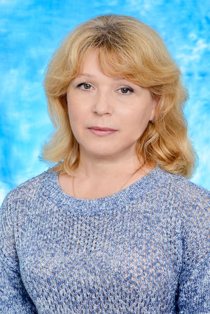Осинина Светлана Ивановна