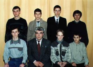 Победители городских олимпиад по физике и астрономии, 1998-1999 учебный год