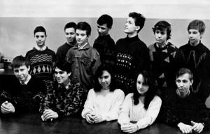 Победители и призеры городской и областной олимпиад 1995-1996 уч.г.