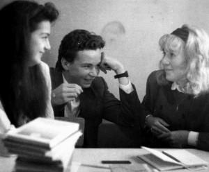 Ширяев Вячеслав с одноклассницами