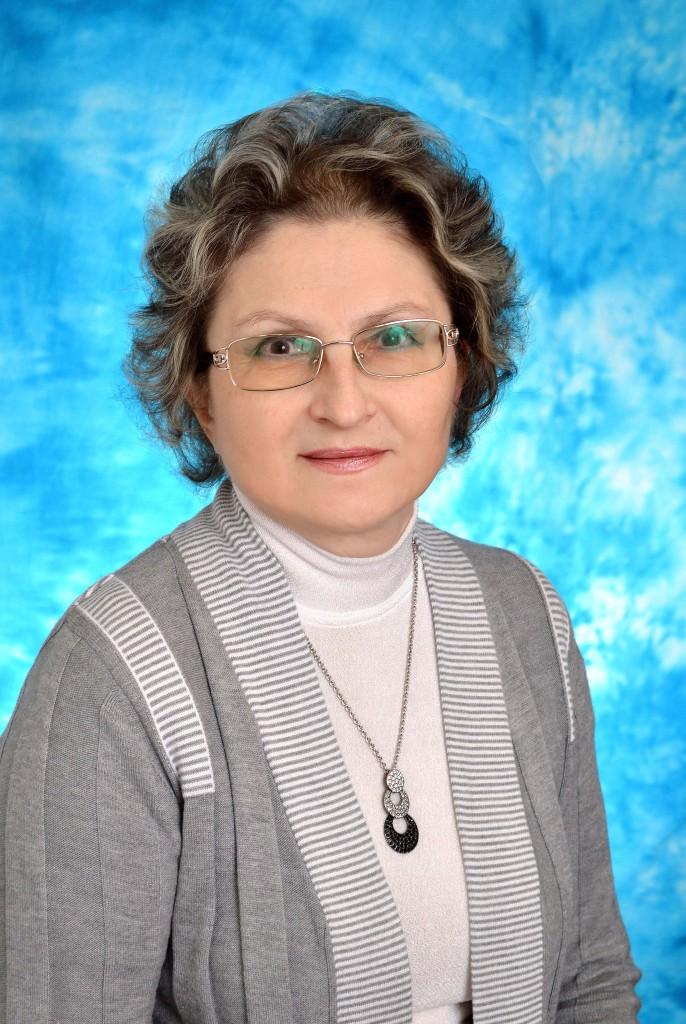 Смолина Ольга Витальевна