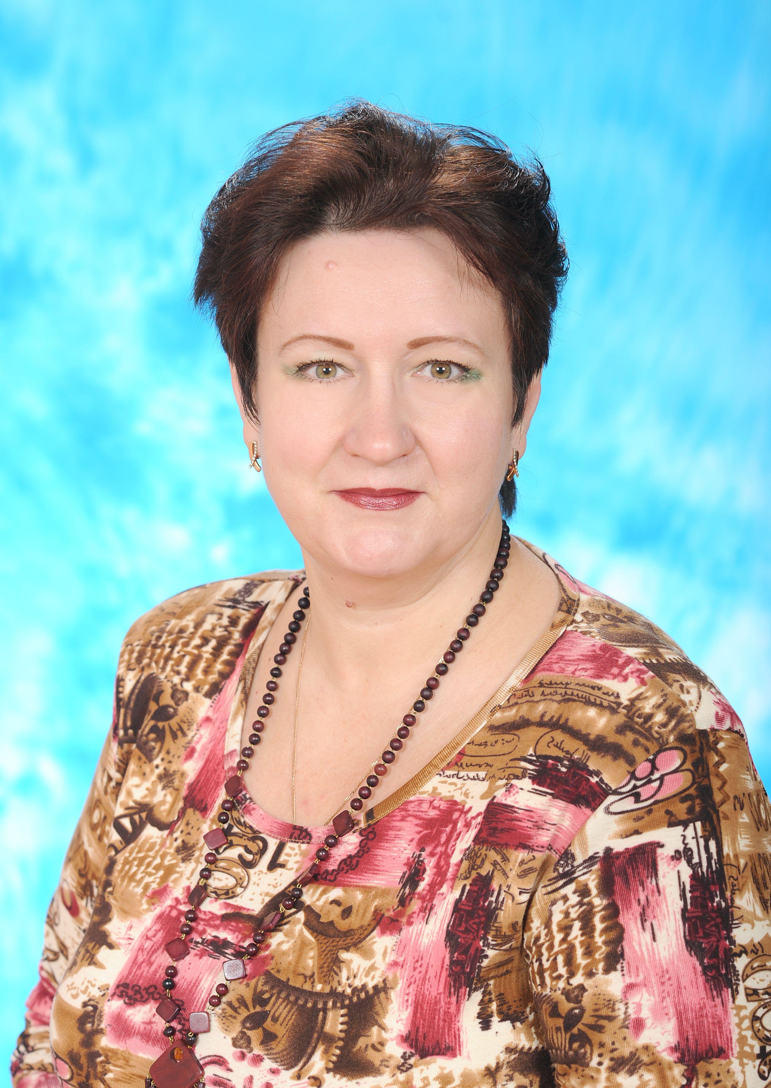 Захарьина Ольга Валерьевна